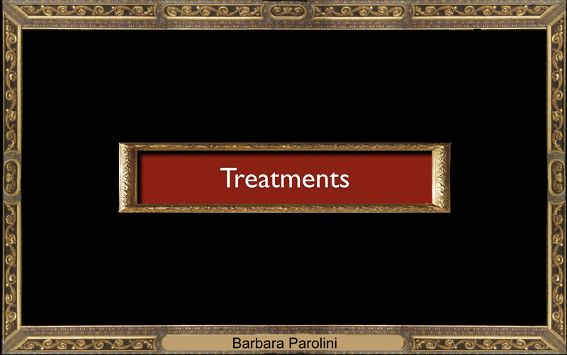 What can we say about treatments ?